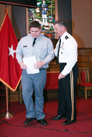 Character Cadet of the Month - March 2015