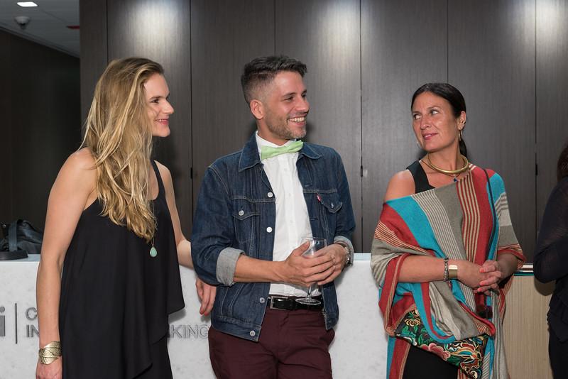 Olivia Allamand, Tomás Valdivieso, Pilar Landerretche