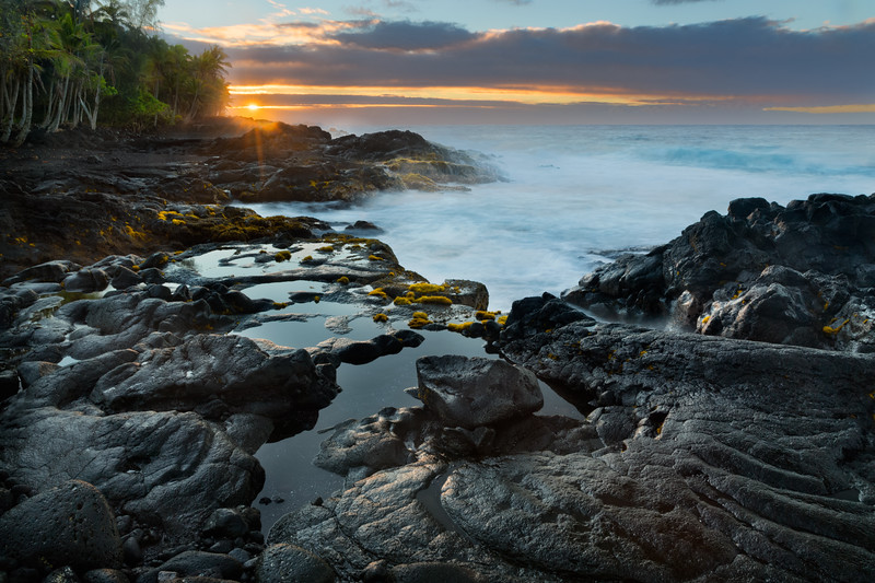 Puna Coast Sunrise