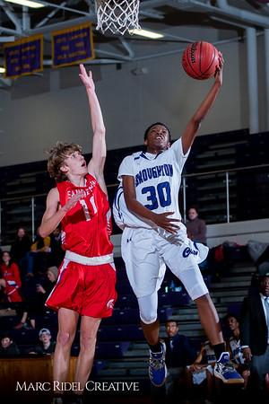 Broughton boys JV basketball vs Sanderson. February 11, 2019. 750_5704