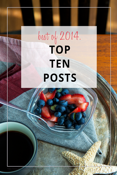 The Road to The Good Life: Top Ten Posts of 2014
