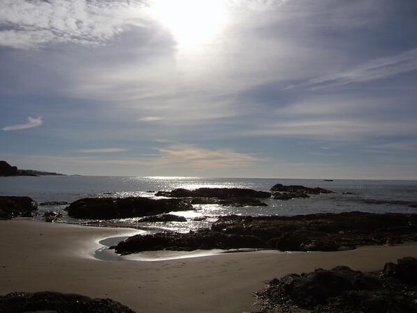Beach at Whale Watch Inn