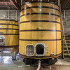 Wine Barrels, Church Road Winery