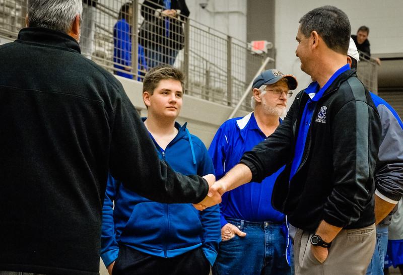 Coach Brakel 500th Win 12-05-15-19