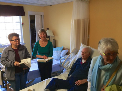 Hymn Sing for Bob Holloway