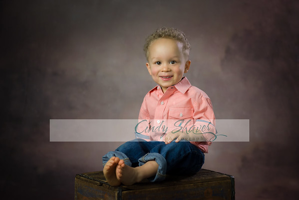 Isaiah - 2 years old