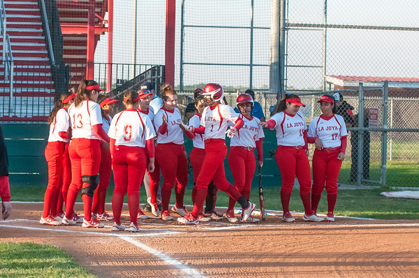 March 20, 2018 - Softball - Juarez-Lincoln vs La Joya_LG