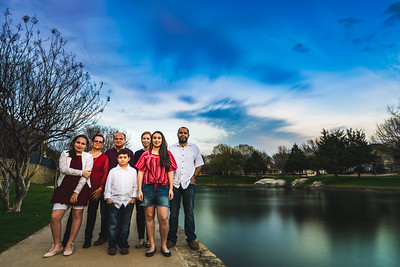 David Family 03.15.2018