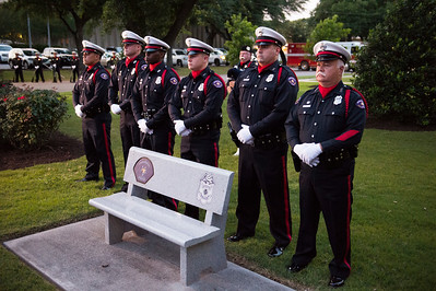 Police Memorials for Fallen Officers