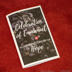 DFUMC 2018 Celebration of Emmanuel