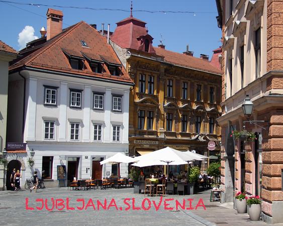 Croatia-Bosnia-Slovinia-Montenegro