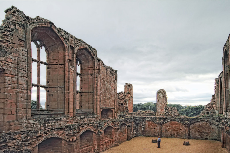 The Grand Room at Kenilworth Castle