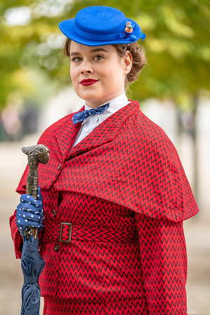 Mary Poppins - MCM London Comic Con - 28th October 2018