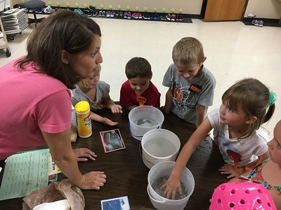 kindergarten 5 senses