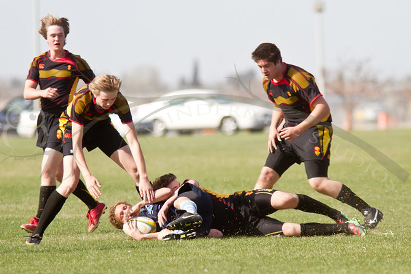 Rugby vs. Ross Shep