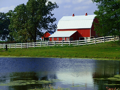 Minnesota Barns & Farmland