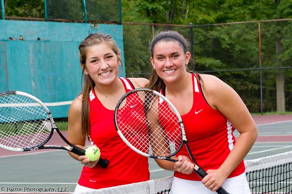 CHS Girls JV Tennis