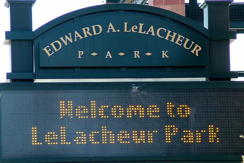 Edward LeLacheur Park - Lowell, MA