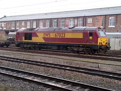 Doncaster & Leeds Stations   10/03/09