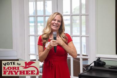Lori Fayhee Campaign Event