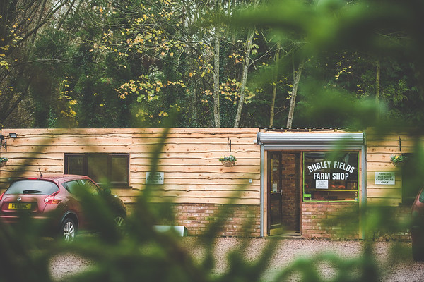Burley Fields Farm Shop / Lakes