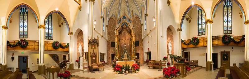 St. Mary's Christmas