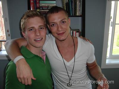 Dave & Justin's BBQ (24 May 2009)