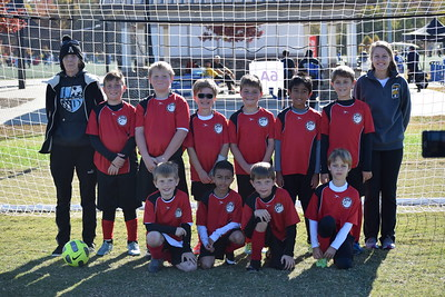 2016 SISA U10 Tournament Team