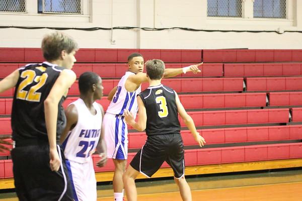 Junior Prep Basketball vs. New Community