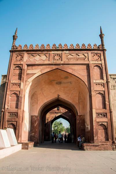 Agra Fort & Fatehpur Sikri