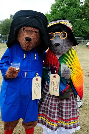 Paddington & Aunt Lucy (Standon Calling 2014)