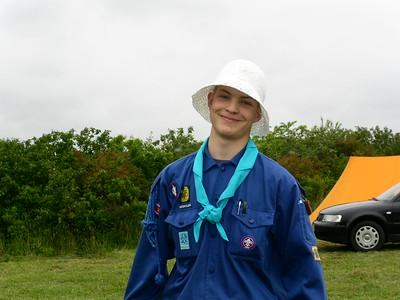 Divisionslejr Sjælland 2004