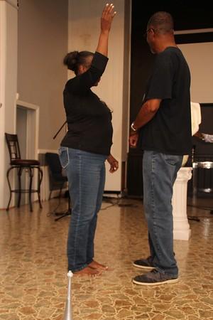 Wayne and Ella Smith Wedding Rehearsal