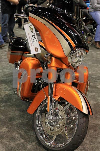 2011 Harley Davidson motorcycle