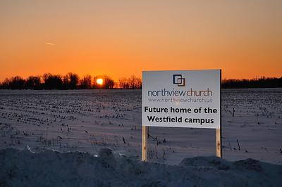 2014-02-03 - Westfield Campus site