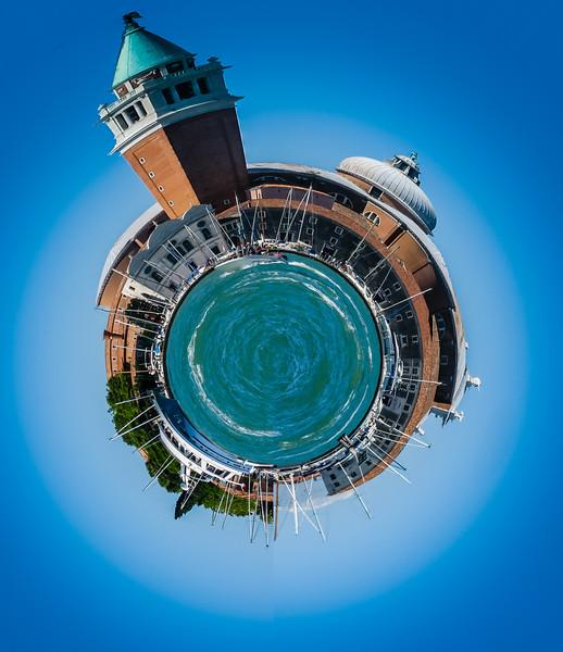 Small Venice Planet