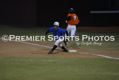 La Porte Varsity Baseball vs Victoria Memorial 3/5/10