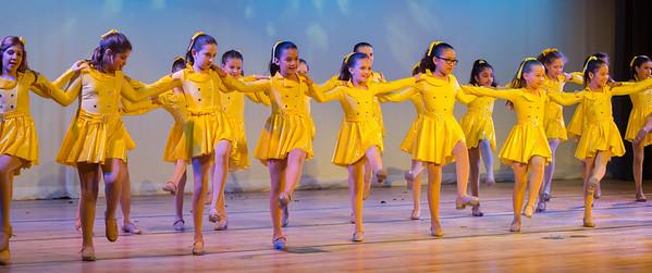 Singing in the Rain - 4th Grade