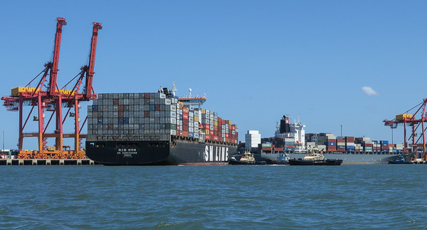 Brisbane Port and Shipping