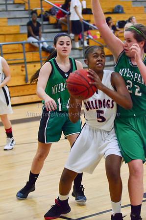 2013-01-30 BHS Basketball VS Myers Park
