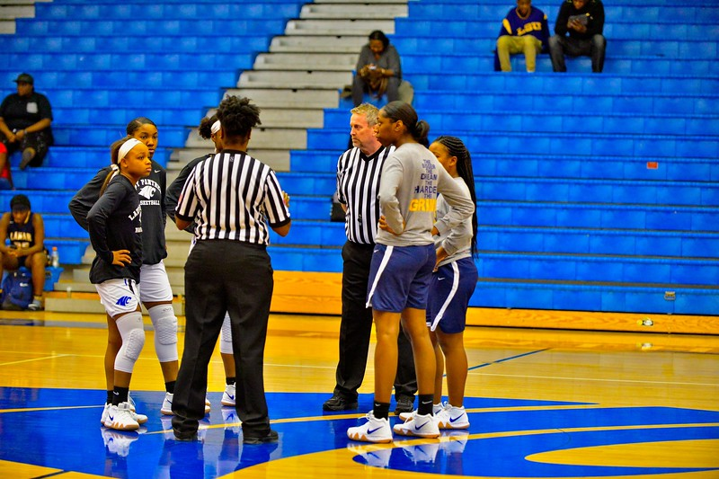 Lady Panthers  vs  Lamar Vikings 11-27-18 copy