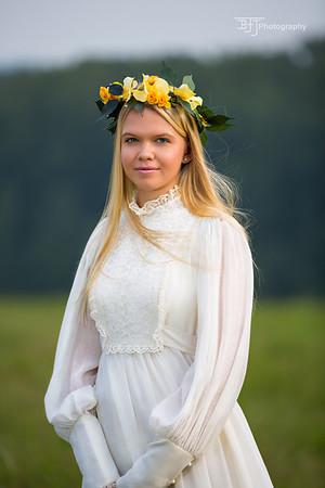 Vintage Summer Bridal