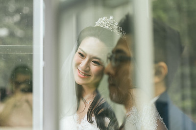 Wedding | Ming + Sinta