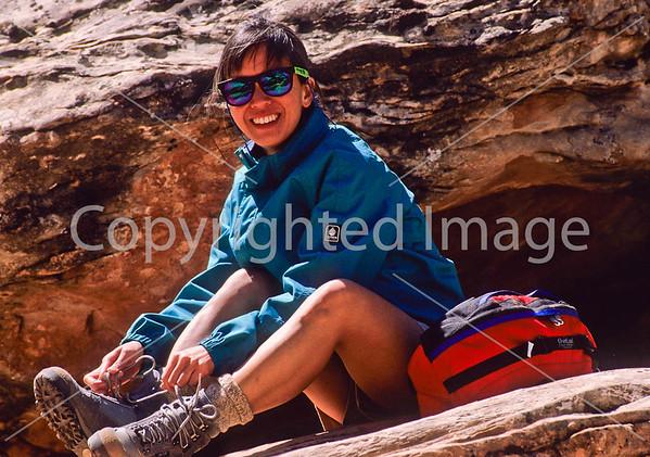 Grand Gulch, Bullet Canyon, Kane Gulch - Hiking