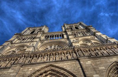 Notre Dame de Paris - A Turbulent History