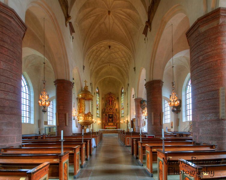 Stockholm - St. Jacobs Church