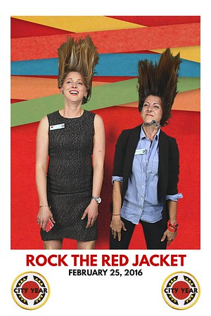 Rock the Red Jacket 2016