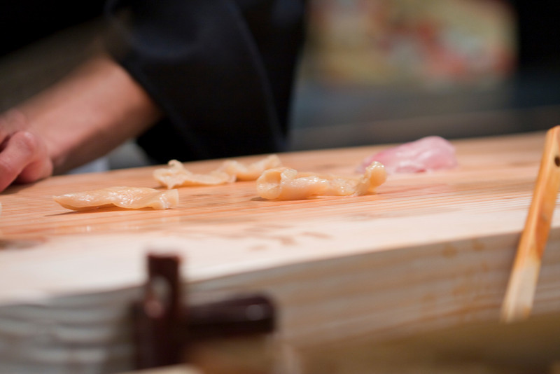 Course #10: Sushi Sushi #12: Giant Clam