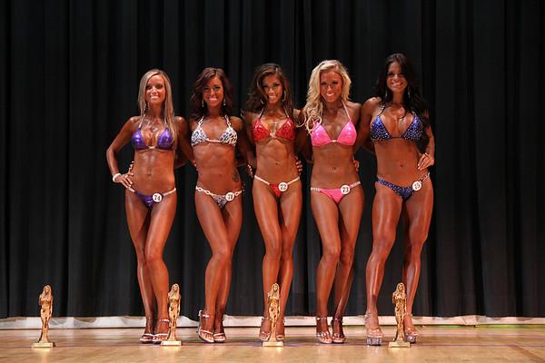 Mid Florida Classic Bikini Finals