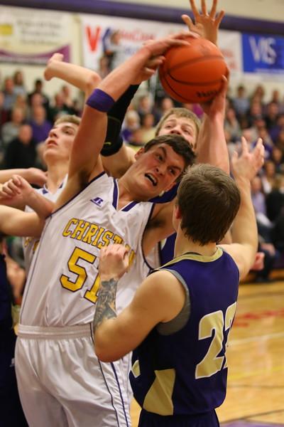 Basketball bva vs. Schoolcraft - KCHS - 2/17/17